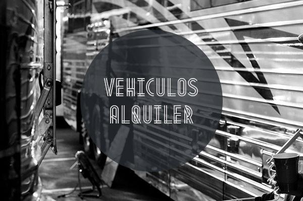 Vehiculos de Alquiler