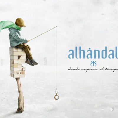 ALHANDAL - Donde Empieza el Tiempo (Medium)