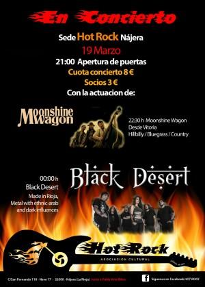 BLACK DESERT CARTEL NÁJERA