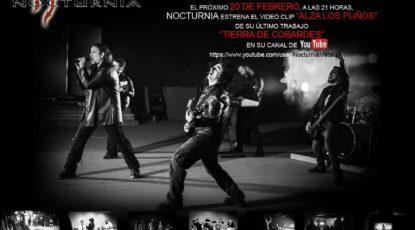 Nocturnia Imagen video clip