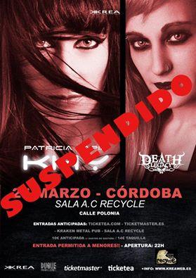 Suspendido Córdoba